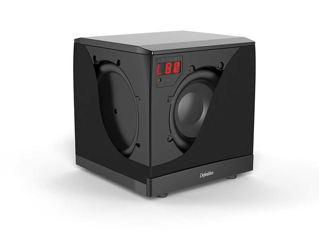 definitive technology supercube 6000 - audiocenteret