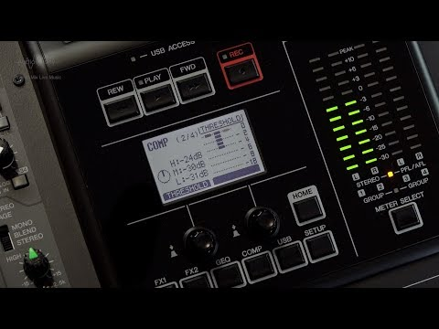 How To Mix Live Music Chapter 20 – Output Compression