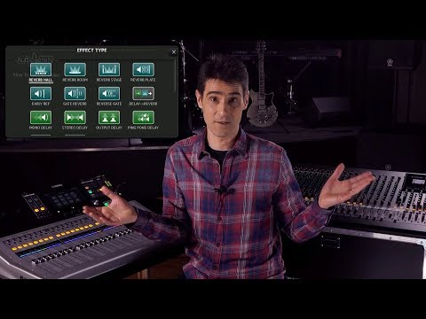 How To Mix Live Music Chapter 21 – Reverb