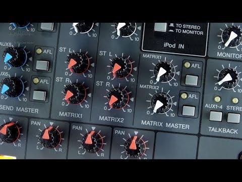 How To Mix Live Music Chapter 17 – Sub, Mono & Matrix Outputs