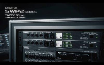 "Yamaha L2 Switch ""SWP2 series"""