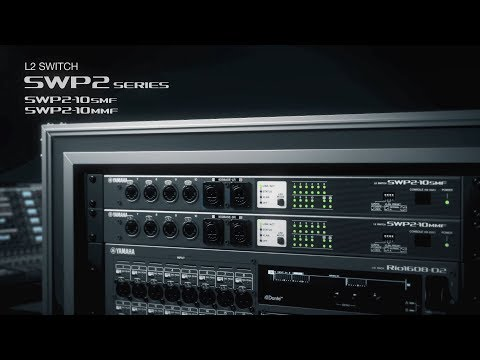 "Yamaha L2 Switch ""SWP2 series"""