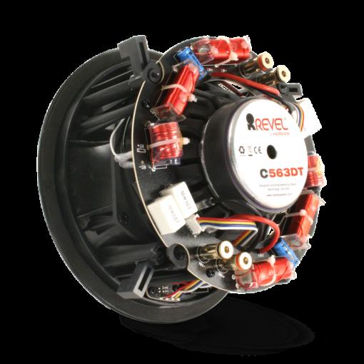 Revel C563DT innfelt stereo-høyttaler bakside