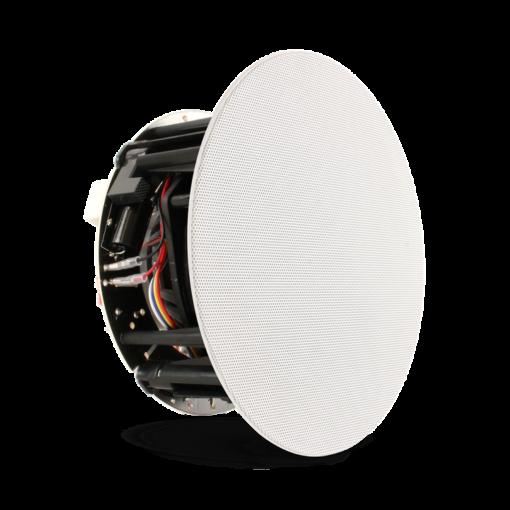 Revel C563DT innfelt stereo-høyttaler front med rundt deksel