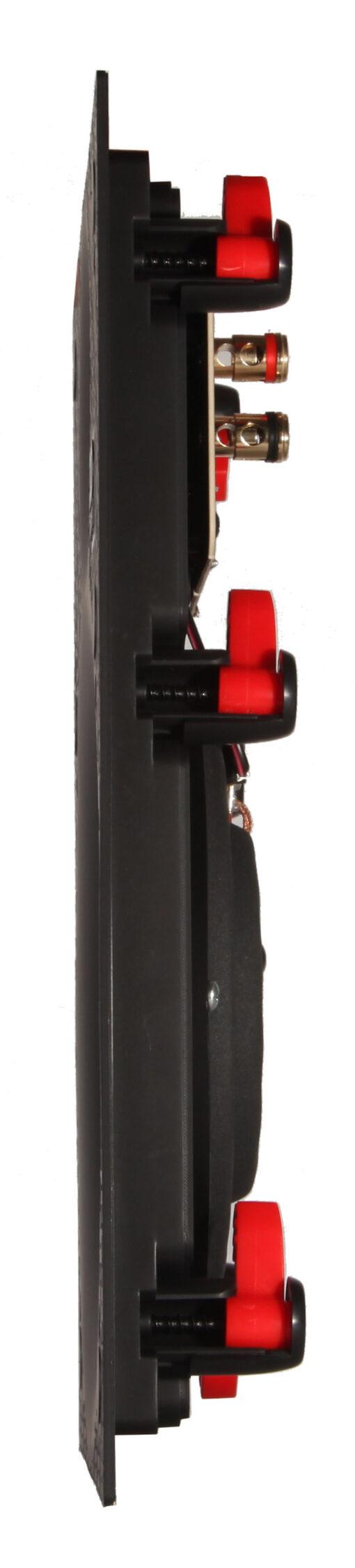 Morel PMW600 innfelt slim høyttaler side