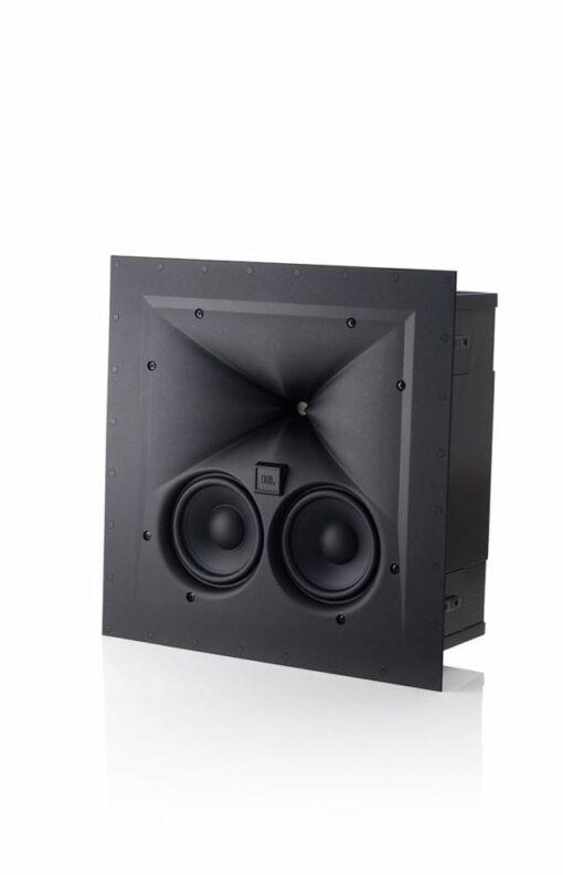 JBL Synthesis SCL-3 innfelt høyttaler front uten deksel