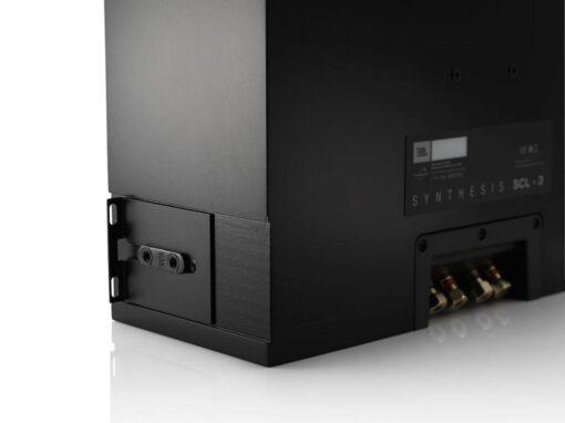 JBL Synthesis SCL-3 innfelt høyttaler monteringsbrakett detalj