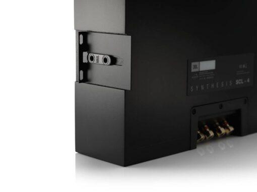 JBL Synthesis SCL-4 innfelt høyttaler monteringsbrakett detalj