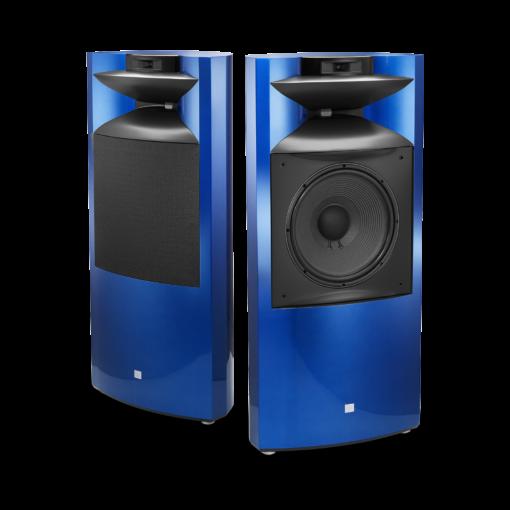 JBL K2 S9900 blue pair