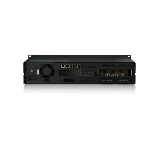 JBL Synthesis SDA 4600 back connection