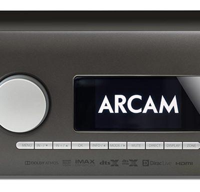 Arcam AV40 Surround prosessor