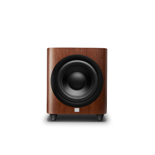 JBL Synthesis HDI 1200P subwoofer front walnut