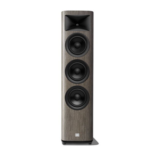 JBL HDI 3600 grey front no grille