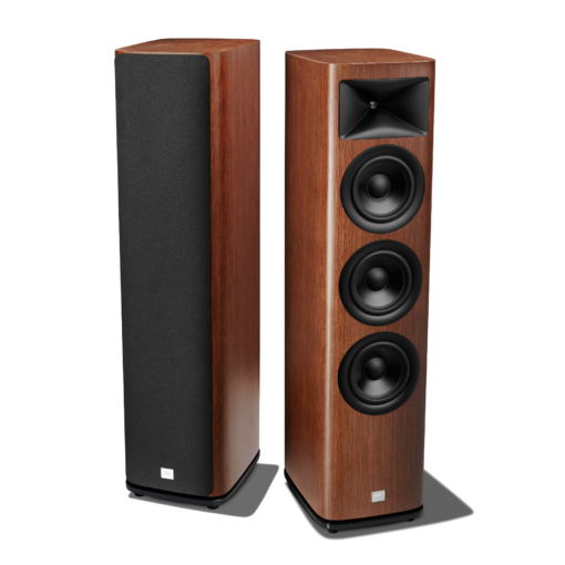 JBL HDI 3600 walnut pair