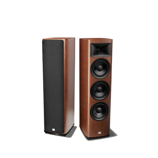 JBL HDI 3800 walnut pair