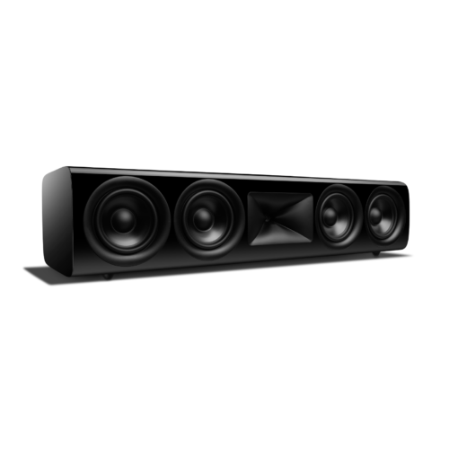JBL HDI 4500 front no grille black