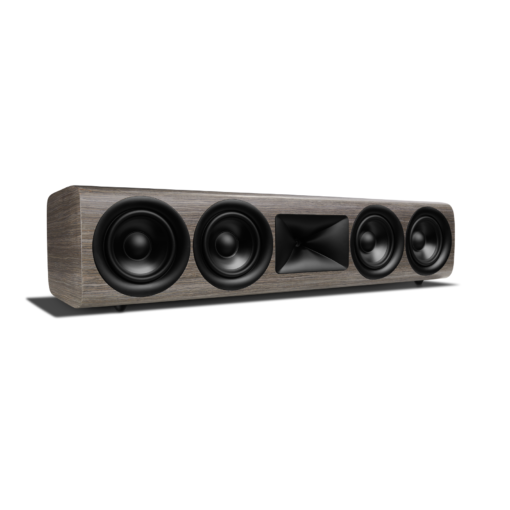 JBL HDI 4500 front no grille grey