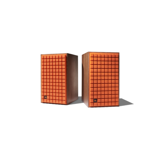 JBL L82 Classic høyttalerpar med oransje grill