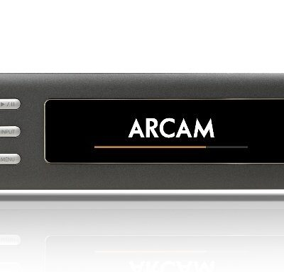 Arcam ST60 streamer front bilde