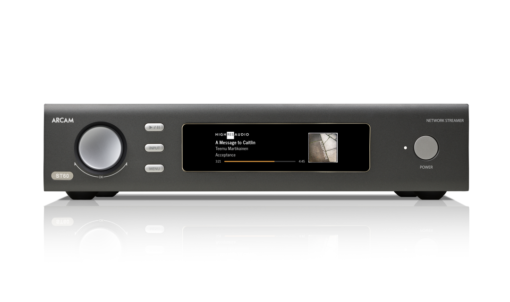 HighResAudio kompatibel streamer