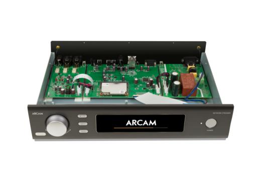 Arcam ST60 Streamer med støtte for Spotify, Tidal, MQA. High Res etc