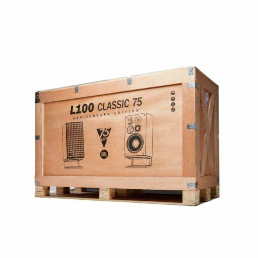 JBL L100 Classic 75 fraktkasse