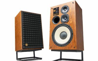 Opplev de nye JBL L100 Classic 75 Limited Edition