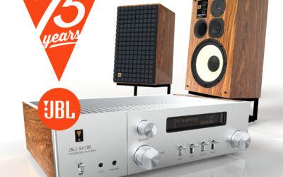 Opplev den nye JBL SA750 Limited Edition