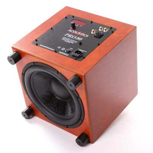 MJ Acoustics Pro 80Mk1 Subwoofer