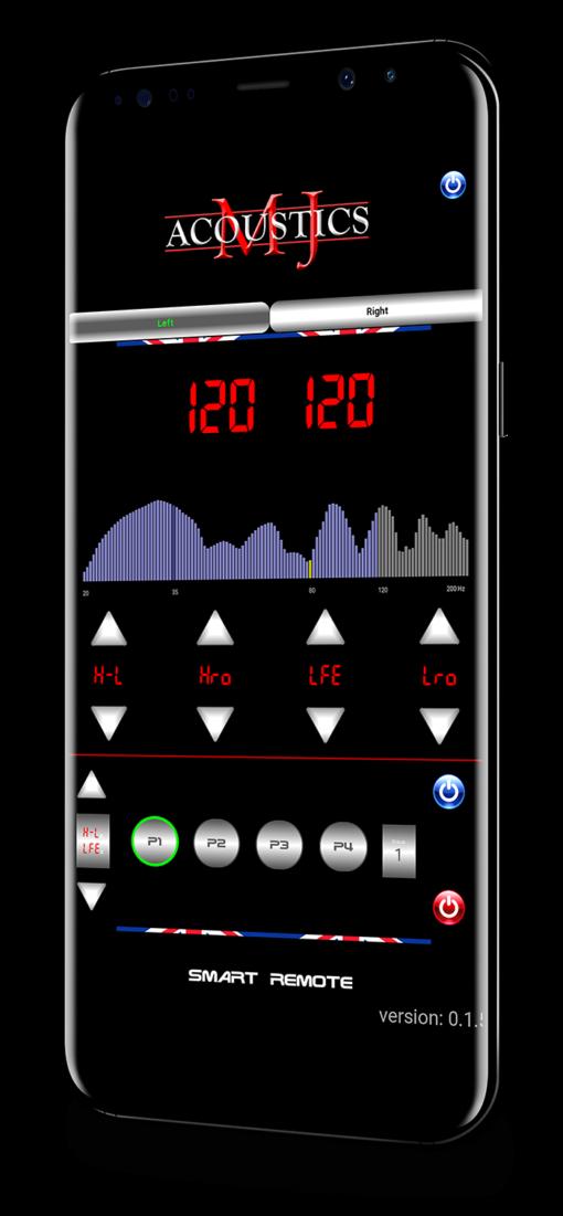 MJ Smart remote app