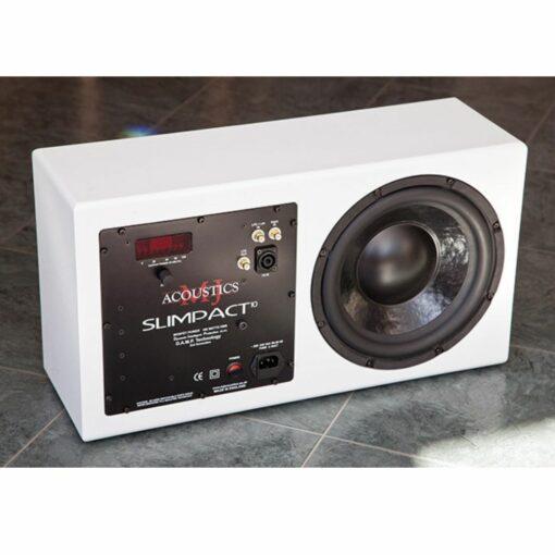 MJ Acoustics Slimpact Aktiv Subwoofer