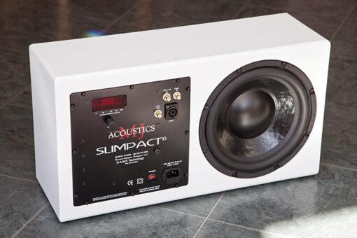 MJ Acoustics Slimpact 10 Aktiv subwoofer