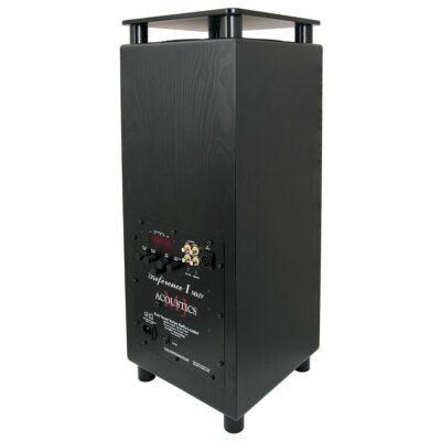 MJ Acoustics Reference 1 Mk4 Aktiv subwoofer
