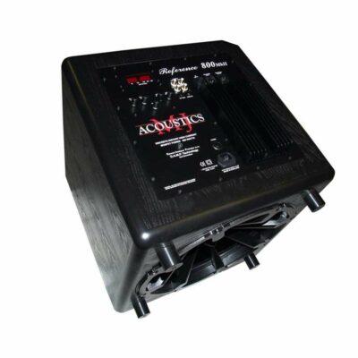 MJ Acoustics MJ Acoustics Reference 800 Mk2-SR-DD Aktiv Subwoofer