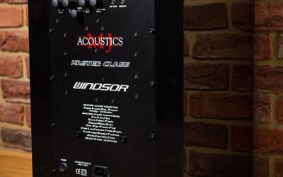 Test av MJ Acoustics Windsor