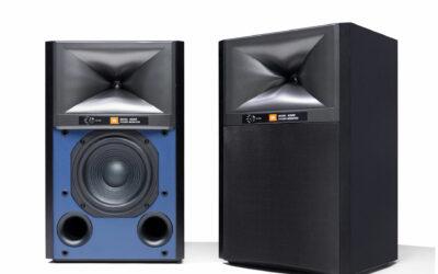 JBL NAILED IT ! 4309 Studio Monitor Review